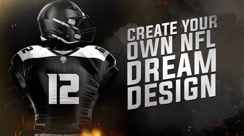 tutorial design jersey tutorial create a realistic professional nfl jersey