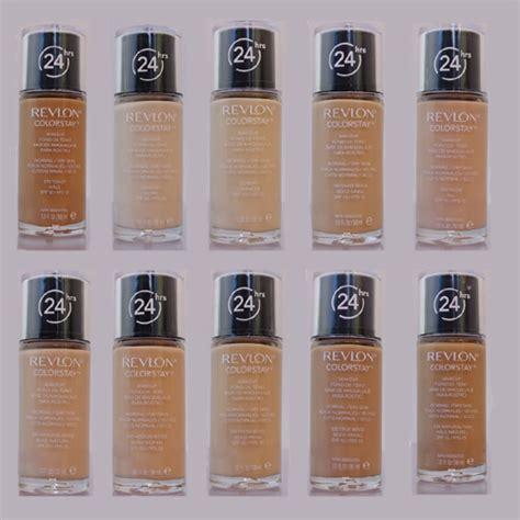 Make Up Revlon Lengkap revlon colorstay make up skin farbauswahl 30 ml f 252 r