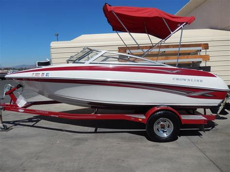 red crownline boats for sale 2008 used crownline 180 bowrider boat for sale 17 550