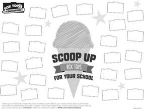 top sheets box tops for education