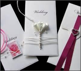 handmade wedding cards sle
