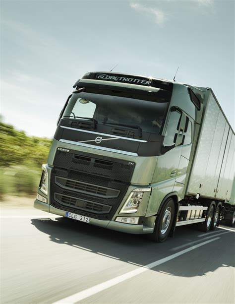the new volvo truck the new volvo fh volvo trucks
