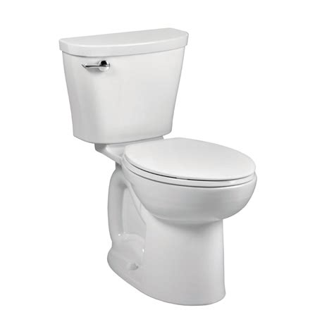 lowes bathroom toilets shop american standard saver white watersense labeled