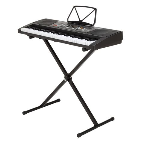 Keyboard Piano Usb homegear 61 key electronic piano keyboard with stand usb accompaniment cad 96 54 picclick ca