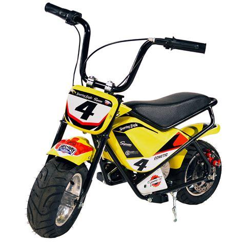 kids electric motocross bike dirt bikes for kids age 8 riding bike