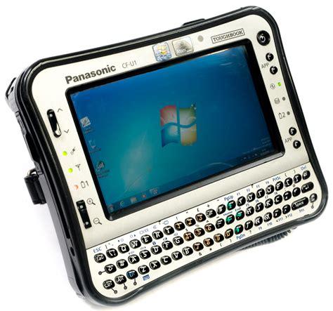panasonic gps cf u1 panasonic toughbook ruggedised portable pc gps