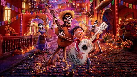 film coco animation uhd 4k coco movie characters pixar animation 190