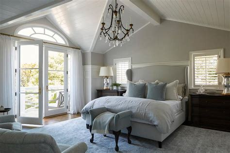 elegant grey bedrooms bedroom vaulted ceiling design ideas