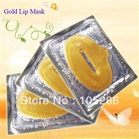 Gold Collagen Lip Mask aliexpress buy new arrival hotsale gold collagen lip