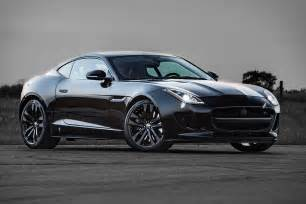 The F Type Jaguar Hpe600 Is The New Hennessey Jaguar F Type R Coupe