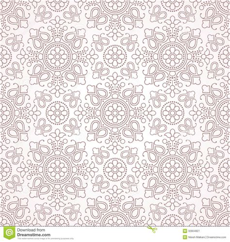 traditional pattern photography seamless traditional vector paisley wallpaper stock vector