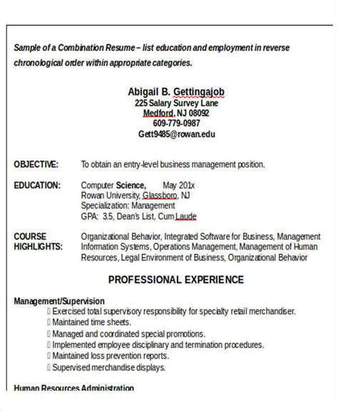 resume format for computer science freshers 28 resume templates free premium