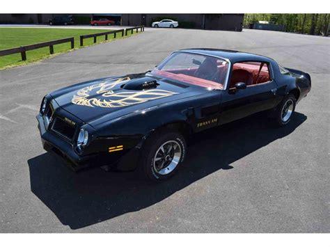 1976 pontiac for sale 1976 pontiac firebird trans am for sale classiccars