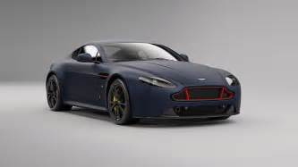 Aston Martin Aston Martin Adds Bull Racing Touches To V8 V12