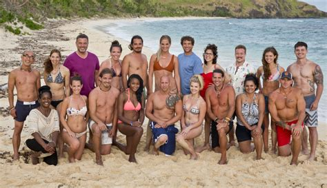 survivor in survivor 2017 meet 20 changers contestants
