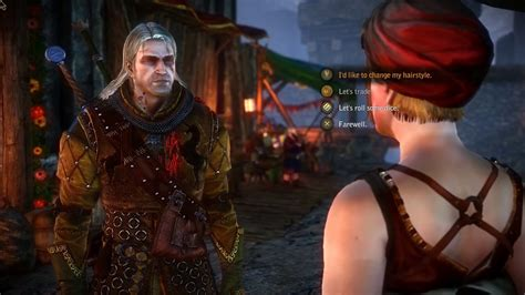 Witcher 2 Hairstyles by The Witcher 2 Hairstyles Fade Haircut