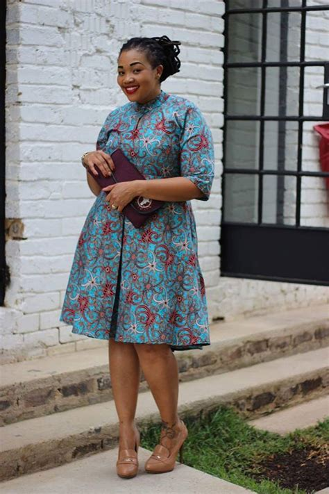 Ankara Dresses 2016 | 4 classy ways to rock ankara dresses to work information