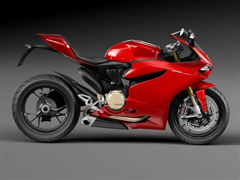 New 3d Car Wallpapers 2017 Ducati by Ducati 1299 Panigale S 2016 3d Model Max Obj 3ds Fbx