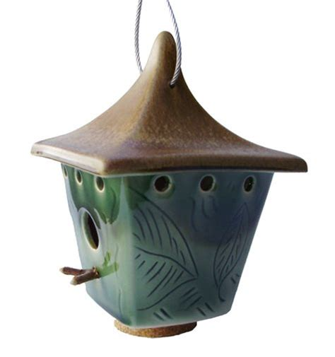 Ceramic Birdhouses Handmade - 136 best bird houses images on birdhouses