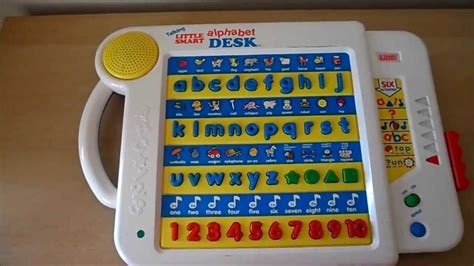 vtech write and learn desk vtech little smart talking a to z learning alphabet desk