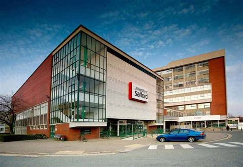 Of Manchester Mba Requirements by Cus And Facilities At Salford Of