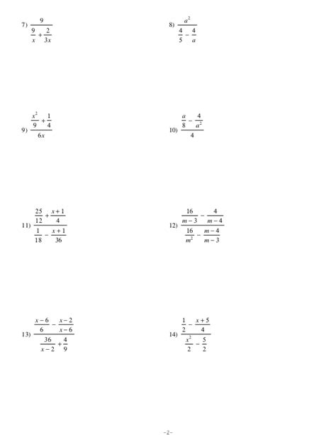 Multiplying Complex Numbers Worksheet by Multiplying Rational Expressions Worksheet Kuta
