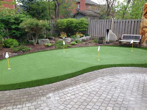 narrow greens custom design  wide   long  idea