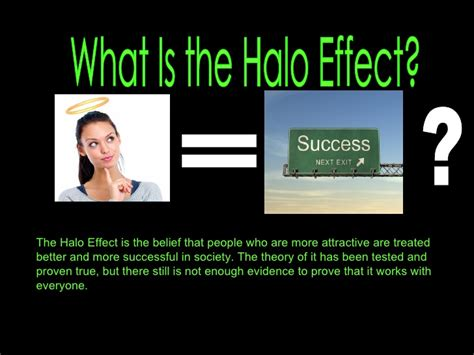 the halo effect penny
