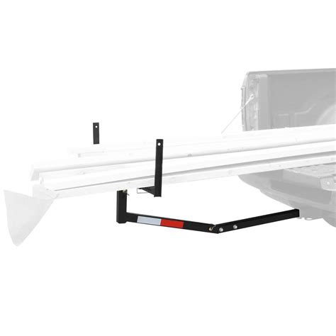 hitch bed extender hitchrack hitch mounted truck bed extender discount rs