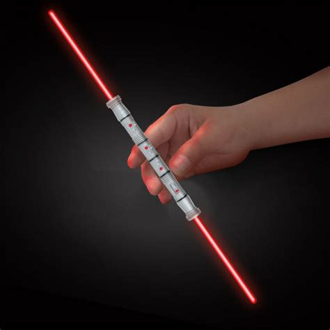 mini light up lightsabers darth maul mini lightsaber wars science