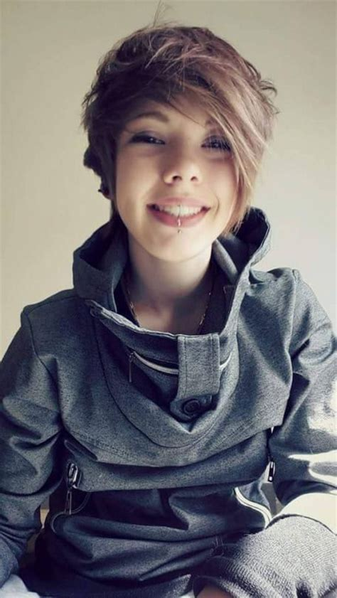 short tomboy hairstyles 975 best hair styles images on pinterest