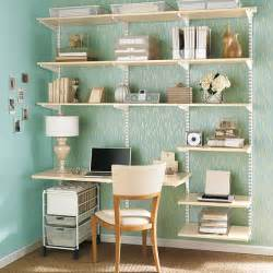 Bookshelf Container Store Sand Amp White Elfa Office The Container Store