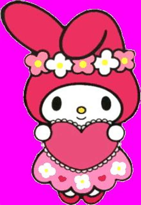 imagenes de hello kitty y melody heart my melody hello kitty rilakkuma cute