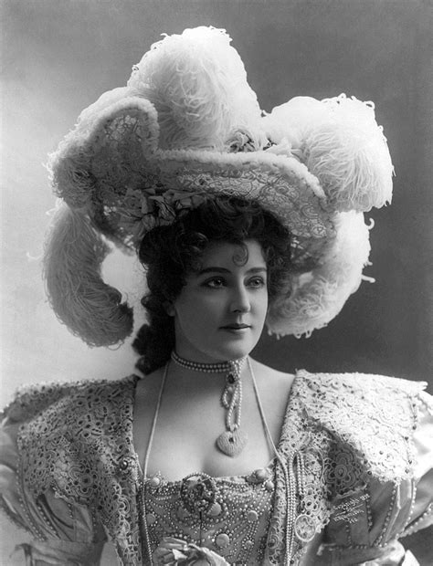Lillian Russell (1861-1922) was an American actress and