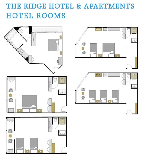 hotel room floor plan hotel rooms floor plan the ridge hotel and apartments