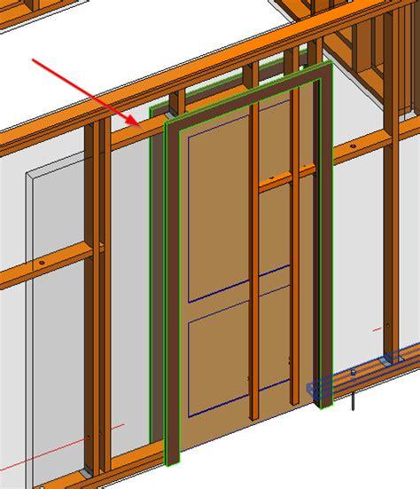 Pocket Door Framing by Framing Pocket Doors