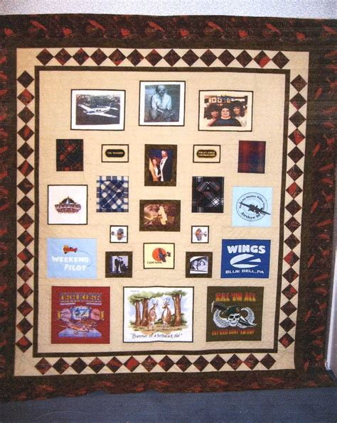 Memory Quilts With Pictures by Gallery