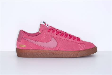 supreme shoes supreme x nike sb blazer collection now available