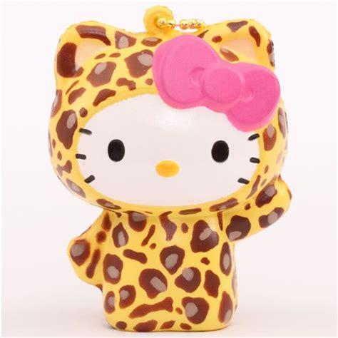 Easter Punimaru Squishy hello leopard squishy charm kawaii hello