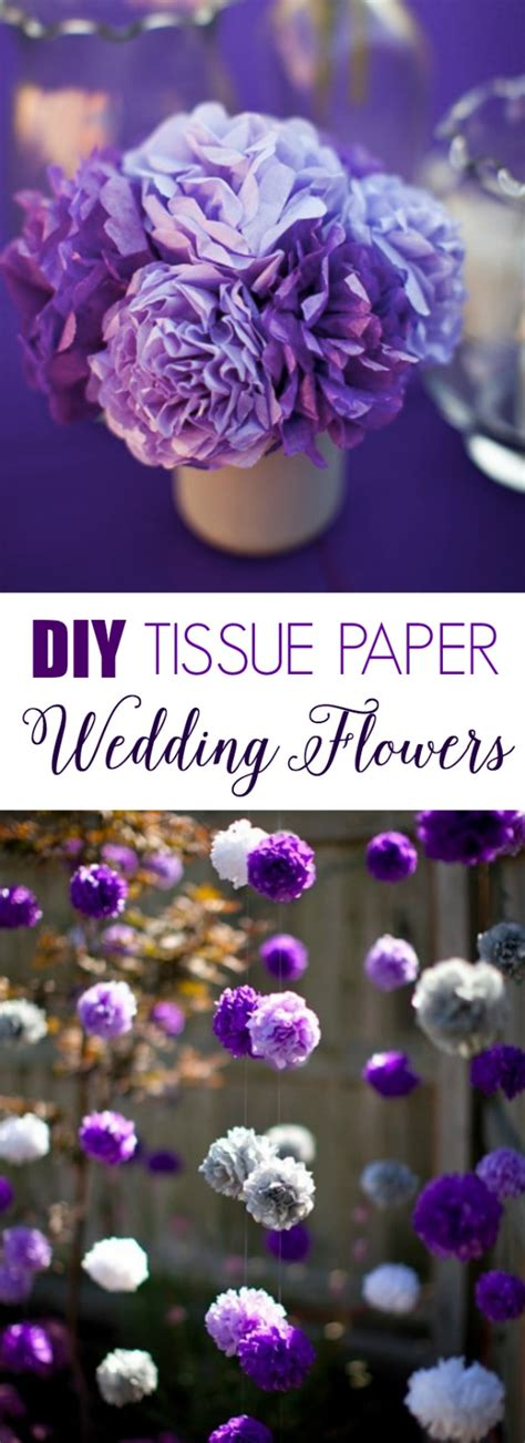 Wedding Album With Tissue Paper by Diy Tissue Paper Flowers Mid South