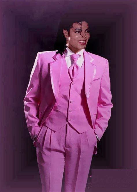 Mj Pink pin by yvonne jenks on michael jackson