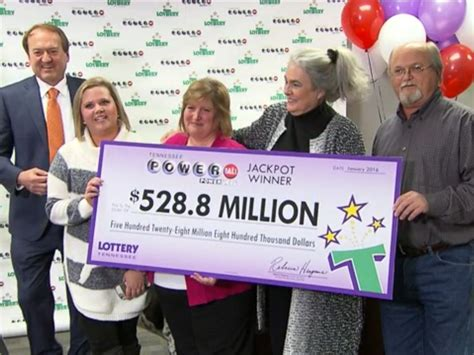 the power winner of first powerball lottery jackpot winners claim prize abc news
