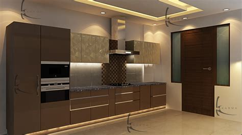 best modular kitchens designers decorators in delhi