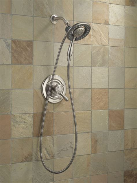 2 In 1 Shower by Faucet 58065 In Chrome By Delta