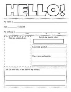 printable letter template for free printable pen pal letter template homeschooling world