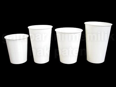 Paper Cup Kopi 8 Oz Cup Lid Hitam Stirer Termurah paper cup cold