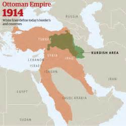 Ottoman Empire Middle East World War 15 Legacies Still With Us Today World News The Guardian