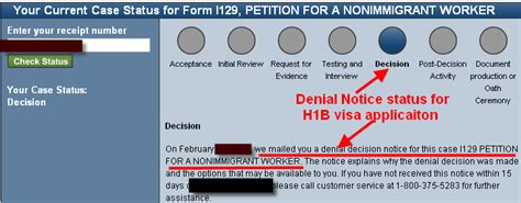 Search Uscis Status How To Get An H 1b Visa With Premium Processing Invitations Ideas