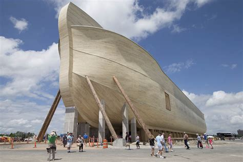 Noah Ark absolutely wrong bill nye the science takes on noah