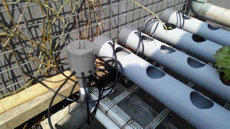 Pipa Hidroponik Isano belajar menanam dengan cara hidroponik nft system